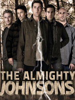The Almighty Johnsons- Seriesaddict